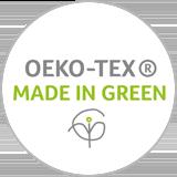 MADE IN GREEN by OEKO-TEX®